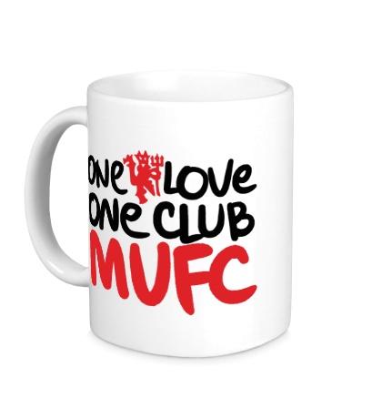 Керамическая кружка One Club