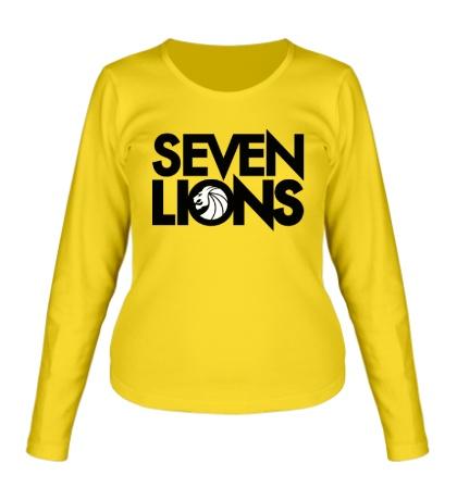 Женский лонгслив Seven Lions