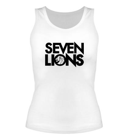 Женская майка Seven Lions