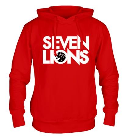 Толстовка с капюшоном Seven Lions
