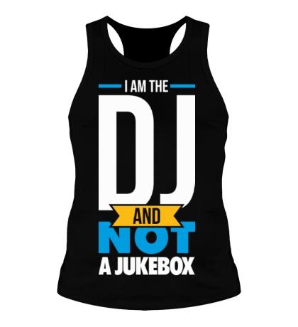 Мужская борцовка I am the DJ