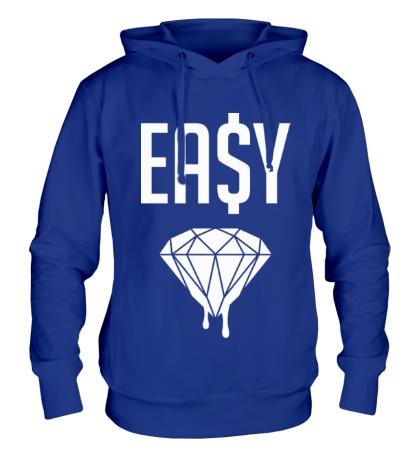 Толстовка с капюшоном Easy Diamond