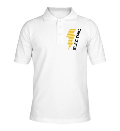 Рубашка поло Electric Line