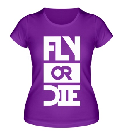 Женская футболка FoD