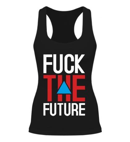 Женская борцовка Fuck the Future