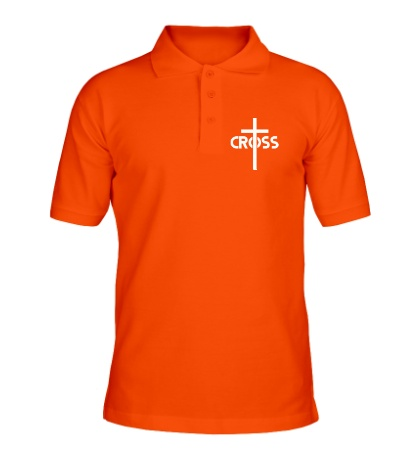 Рубашка поло Long Cross
