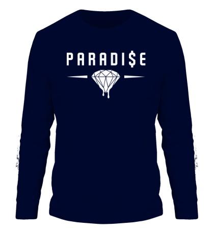 Мужской лонгслив Paradise Diamond
