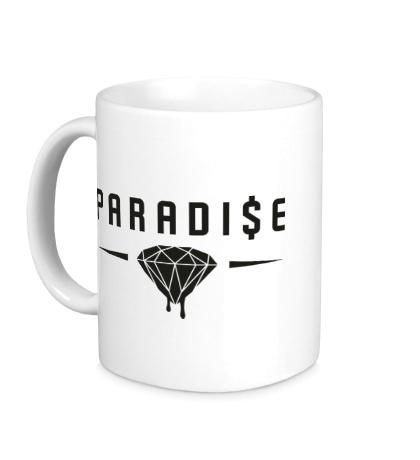 Керамическая кружка Paradise Diamond