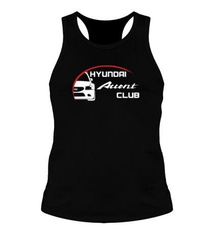 Мужская борцовка Hyundai Accent Club