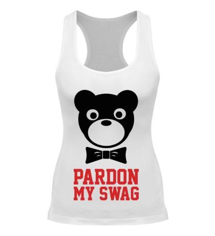 Женская борцовка Pardon my SWAG