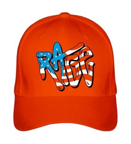 Бейсболка Rage Like an American
