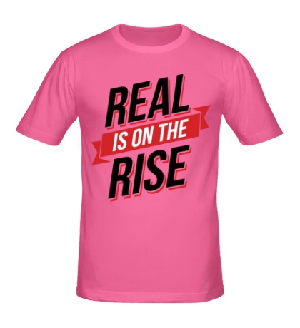 Мужская футболка Real Rise