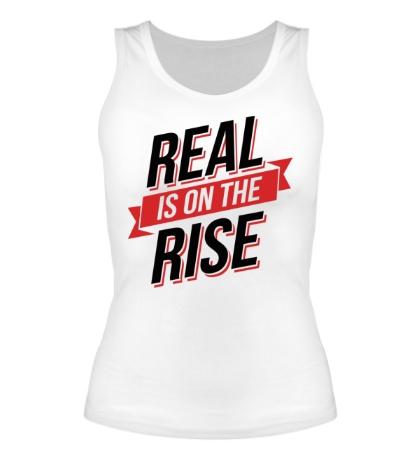 Женская майка Real Rise