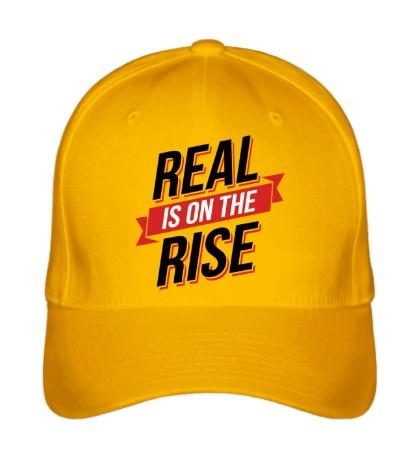 Бейсболка Real Rise