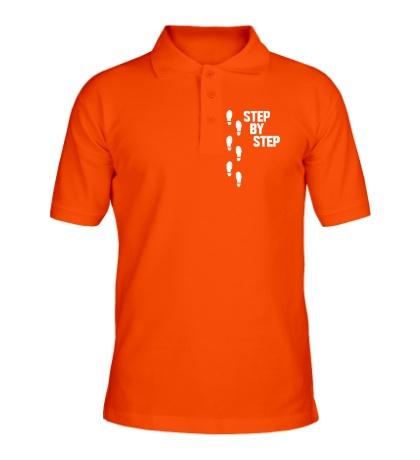 Рубашка поло Step by Step