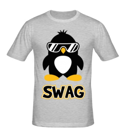 Мужская футболка SWAG Penguin
