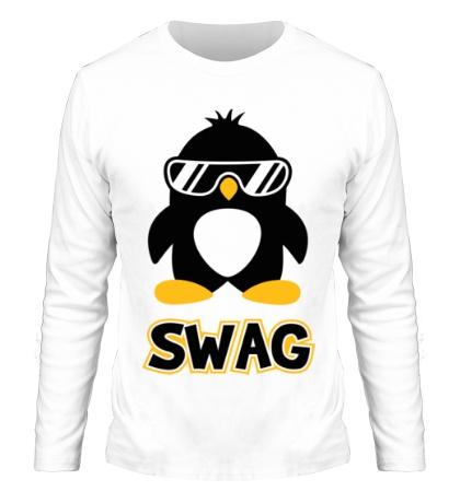 Мужской лонгслив SWAG Penguin