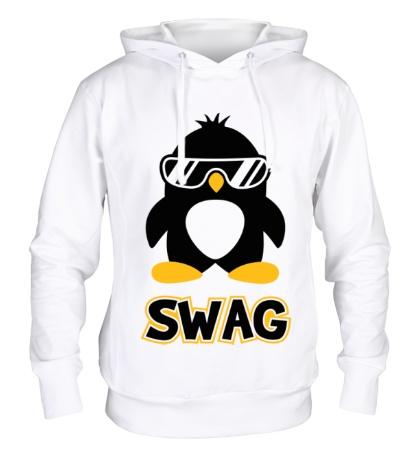 Толстовка с капюшоном SWAG Penguin