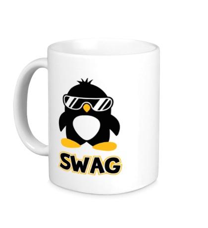 Керамическая кружка SWAG Penguin