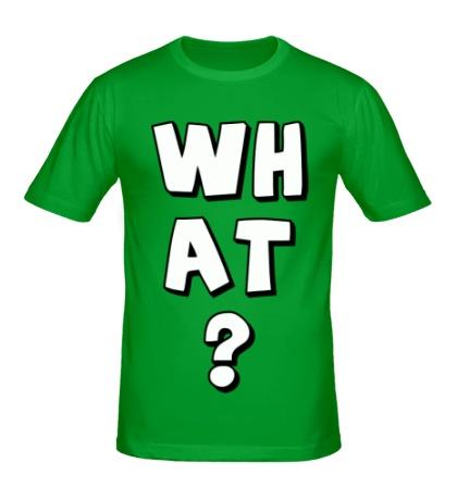Мужская футболка What
