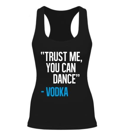 Женская борцовка You can Dance