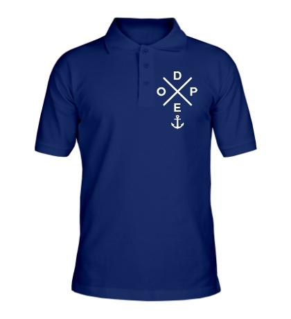 Рубашка поло Dope Anchor