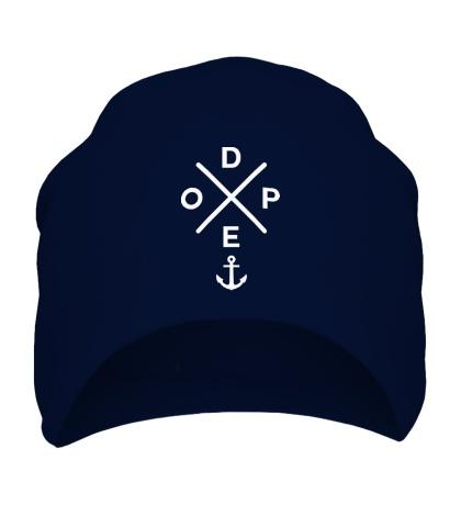 Шапка Dope Anchor