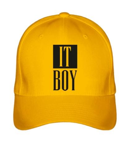 Бейсболка It Boy