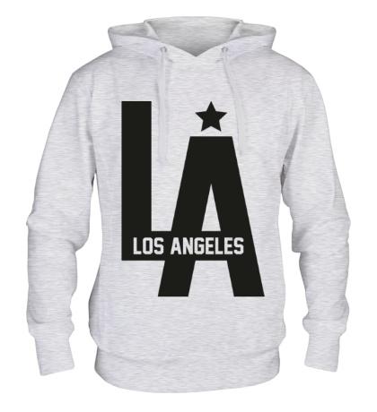 Толстовка с капюшоном Los Angeles Star