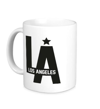 Керамическая кружка Los Angeles Star