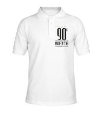 Рубашка поло Made in the 90s