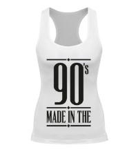 Женская борцовка Made in the 90s