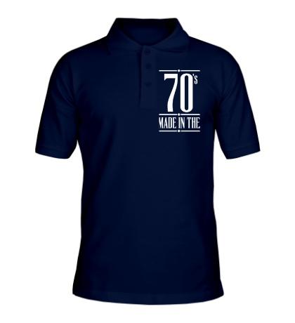 Рубашка поло Made in the 70s