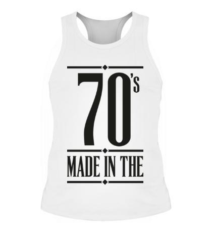 Мужская борцовка Made in the 70s