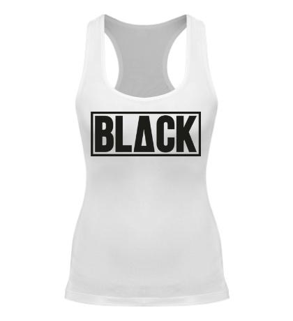 Женская борцовка Black