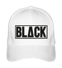Бейсболка Black