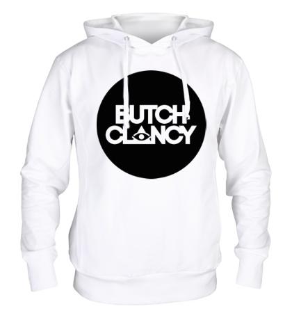 Толстовка с капюшоном Butch Clancy