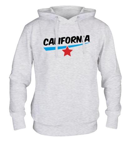 Толстовка с капюшоном California