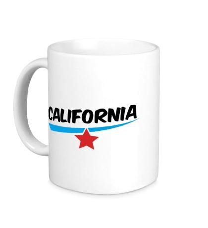Керамическая кружка California