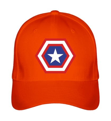 Бейсболка Captain Star