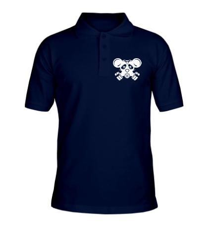 Рубашка поло Dead Mouse