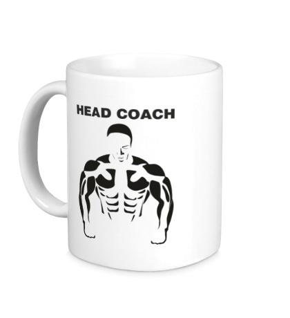 Керамическая кружка Head coach