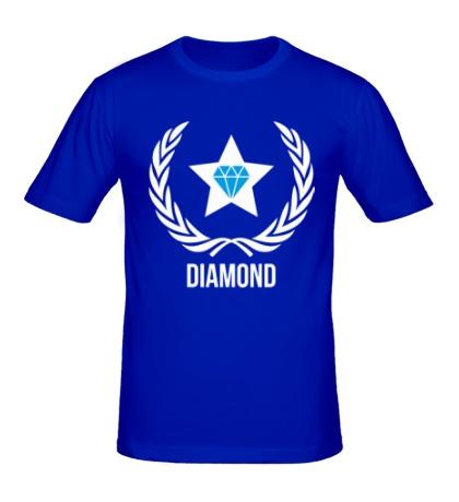 Мужская футболка Diamond Star