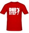 Мужская футболка «DnB Step» - Фото 1