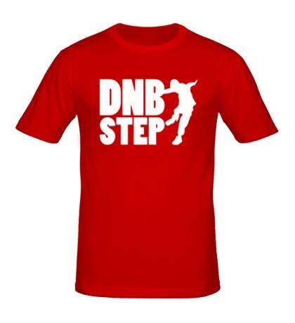Мужская футболка «DnB Step»