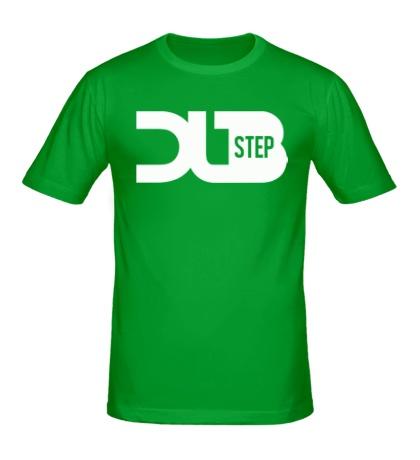 Мужская футболка DJ DubStep