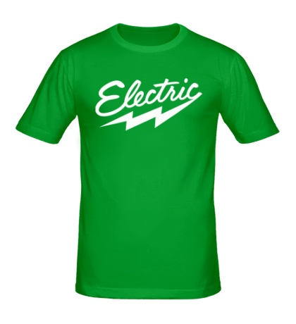 Мужская футболка Electric Ray