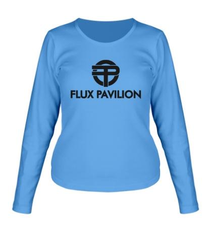 Женский лонгслив Flux Pavilion