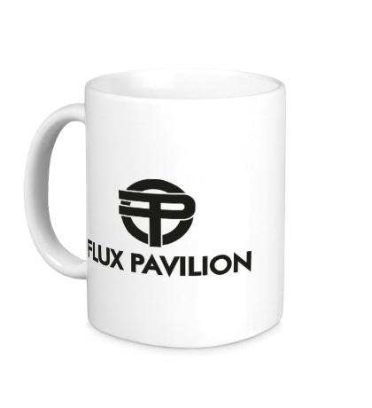 Керамическая кружка Flux Pavilion