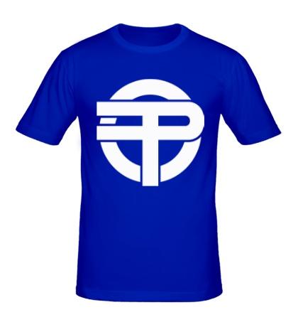 Мужская футболка Flux Pavilion Symbol